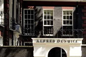 Home of Alfred Dunhill, London (ext.)