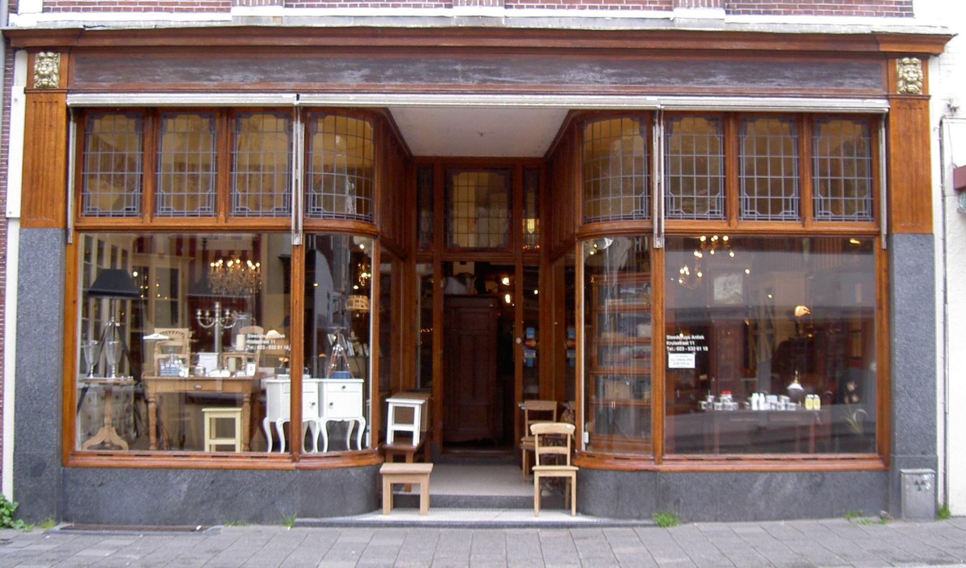 AntiqueStore_Haarlem_NL
