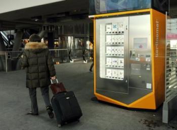 Der Berlinomat-Automat.