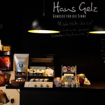 Hans Gelz heute