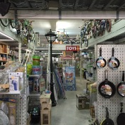 Hardware store in Victoria, Gozo