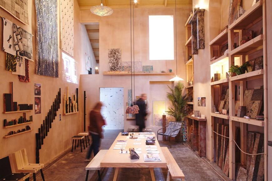 Granby Workshop @ Turner Prize Exhibition 2015
