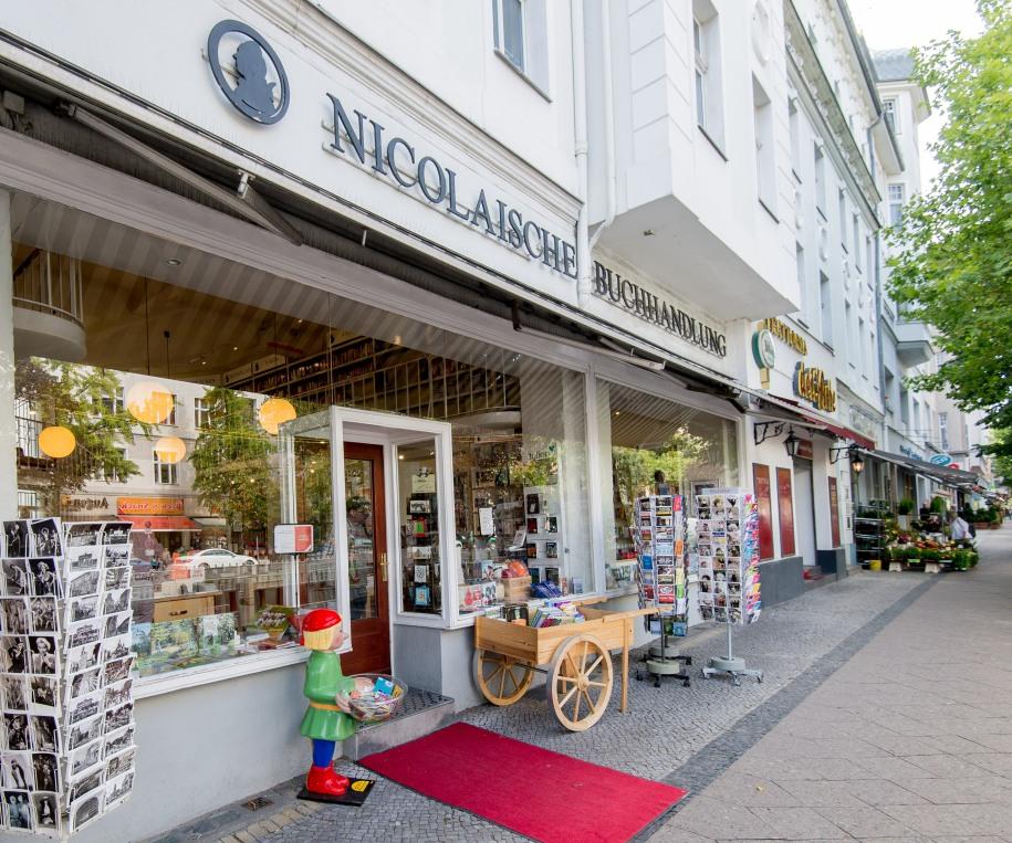 Foto: Nicolaische Buchhandlung