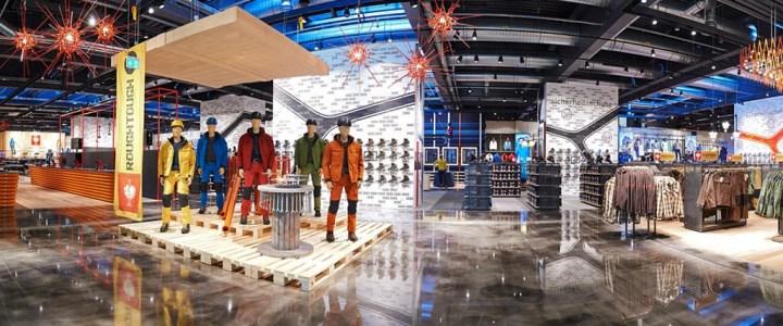 Workwearstore in Biebergemünd (Foto: Engelbert Strauss)