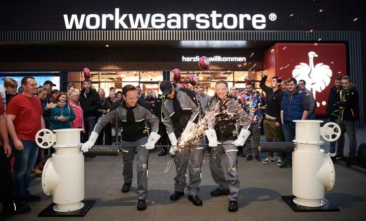 Eröffnung Workwearstore Oberhausen (Foto: Engelbert Strauss)