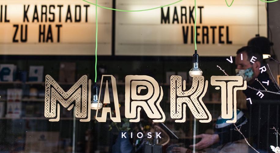 Marktviertel Kiosk Bottrop